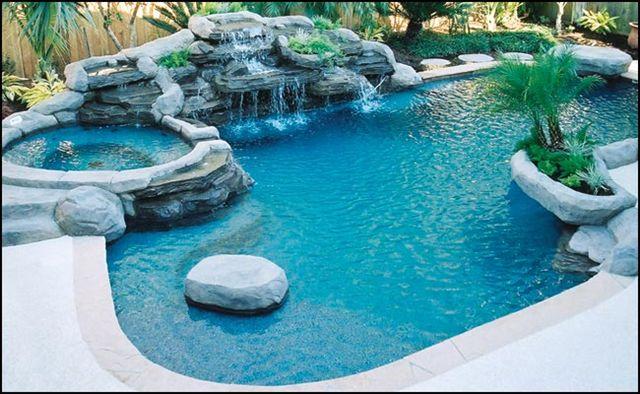 tips mempercantik kolam renang